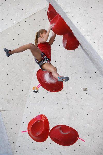 Deutsche Meisterschaft Bouldern