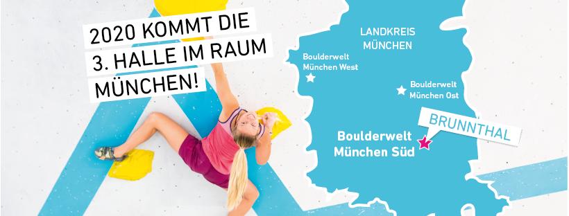 Boulderwelt München Süd Brunntahl