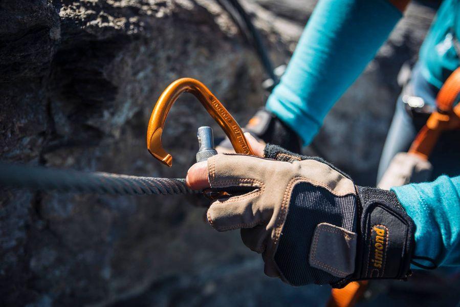 Decathlon Rückruf Klettersteigset