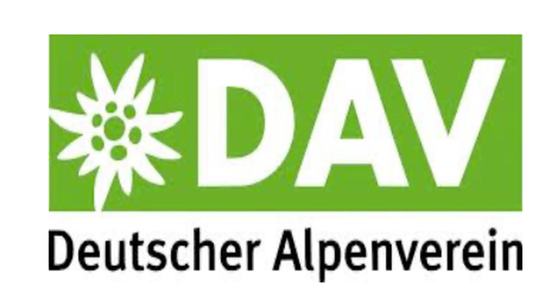 DAV Logo Unfallstatistik