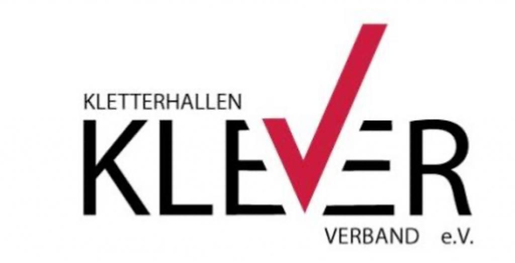 Klever Logo_Kletterhallen-Unfallstatistik 2019