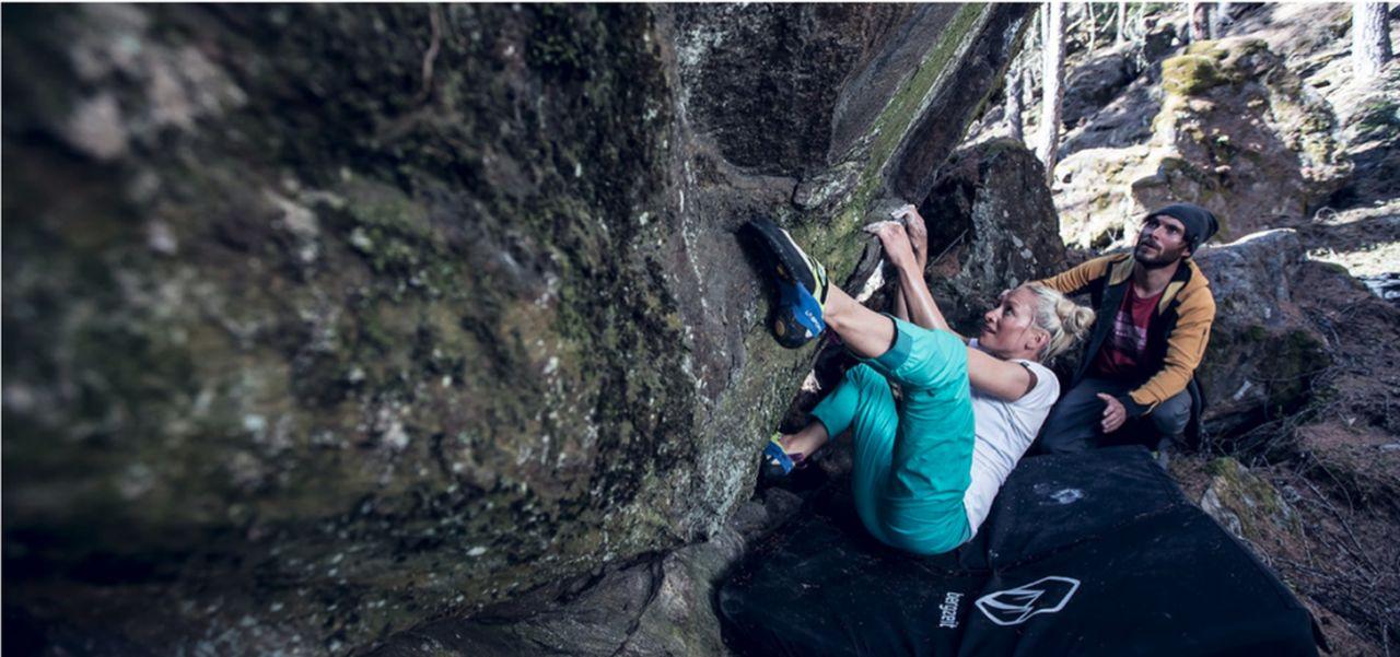 Bergzeit Bouldern Umfrage