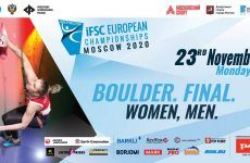 IFSC European Championships Bouldern Finals