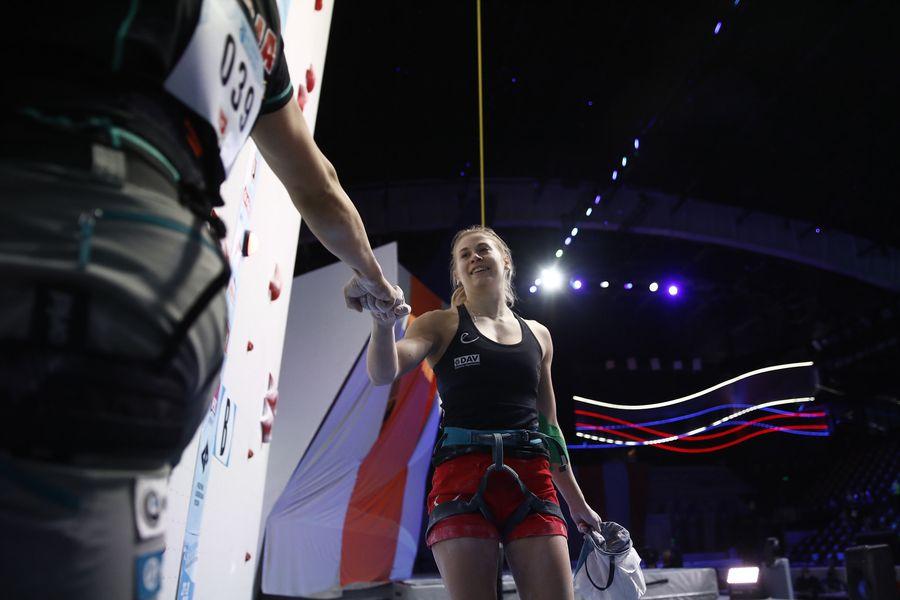Europameisterschaft Boulder Moskau News