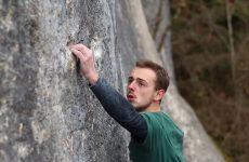 Moritz EWeltz Klettern Frankenjura Video