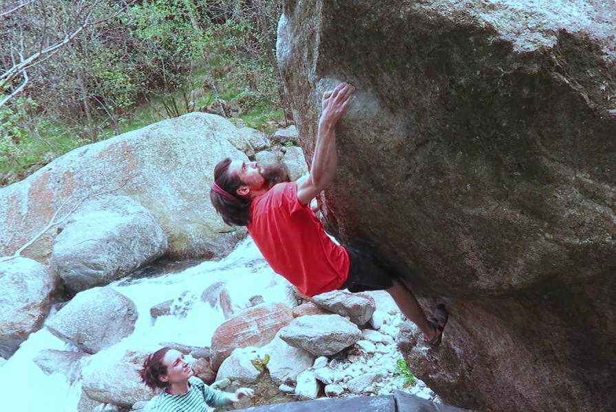 Nicky Ceria Boulder 8C