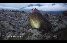 Silvretta Bouldering Video Kletterszene