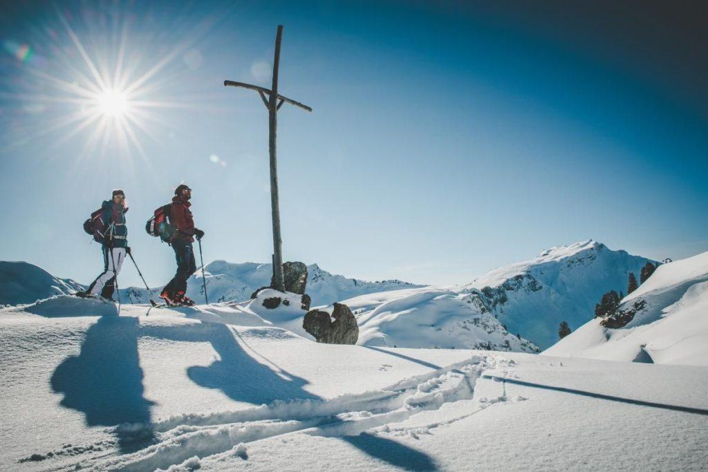 Corona Skitouren gehen Regeln