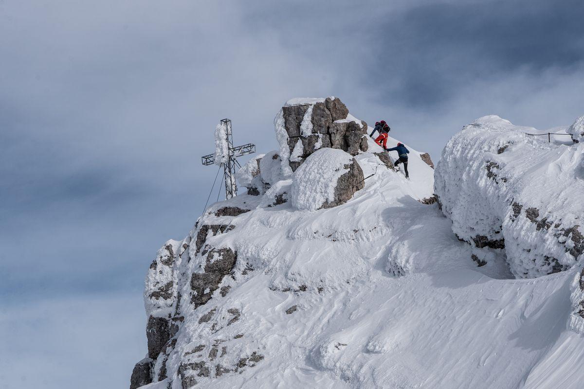 gerlinde kaltenbrunner bergsteigen