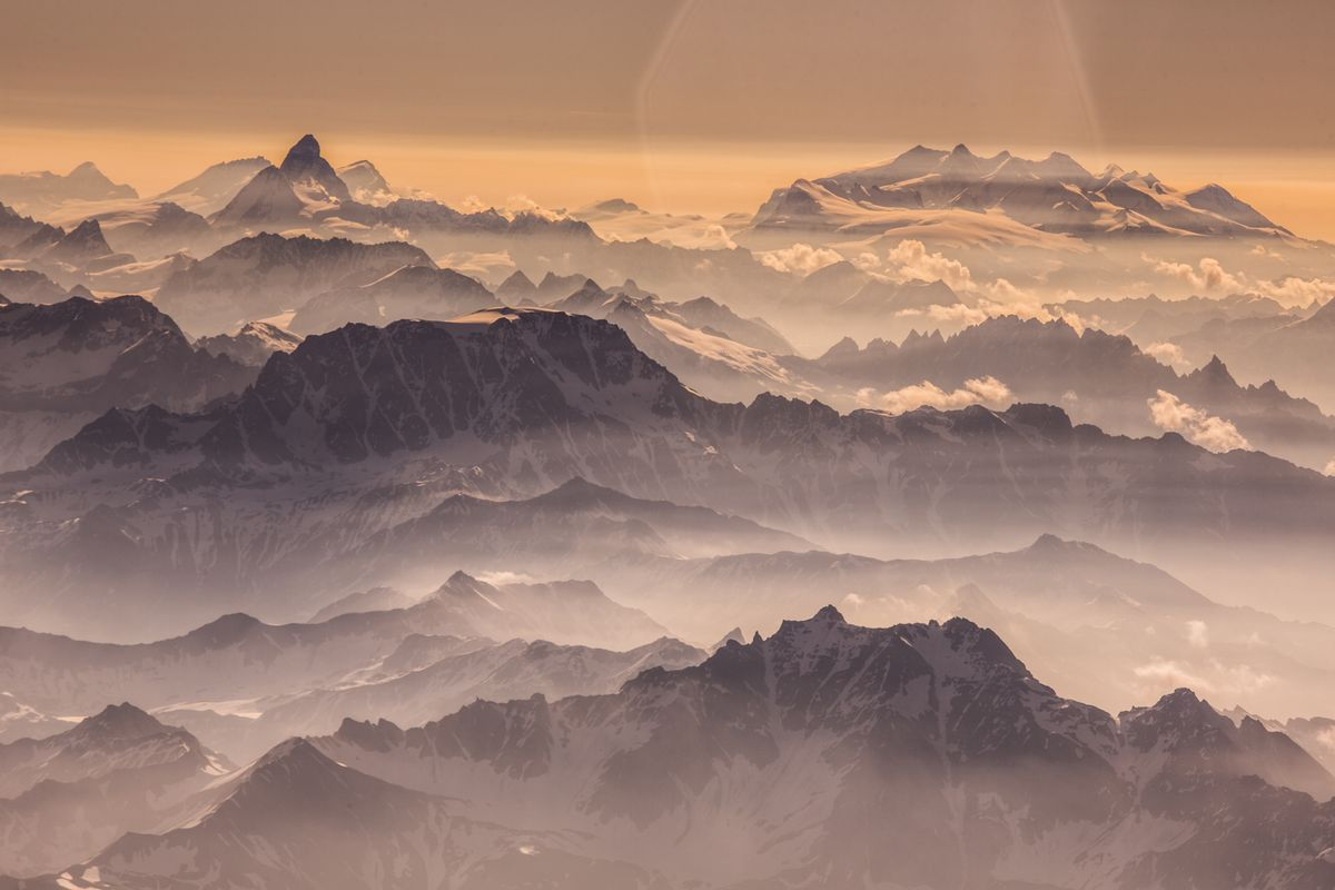 Bergwelten Header Gipfel Panorama