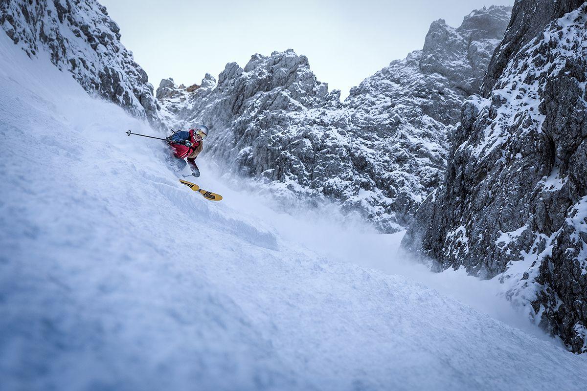 Skitour Wilderkaiser max draeger