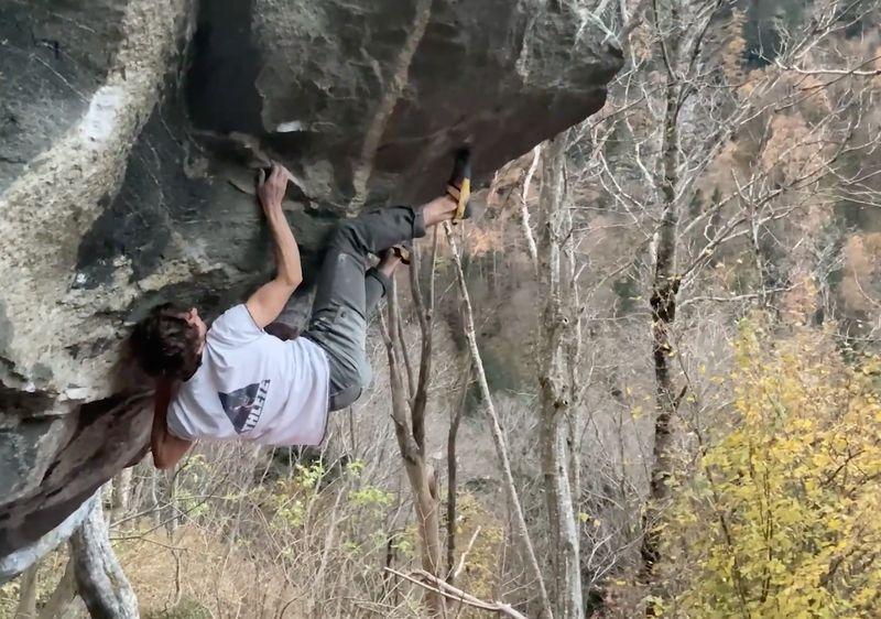 kim marschner bouldern kletterszene