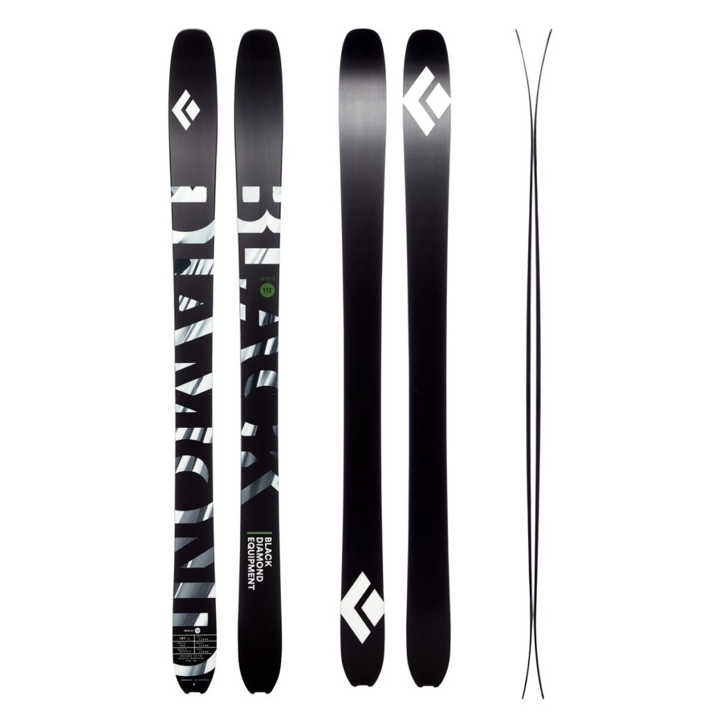 Black Diamond Impulse 112 Ski