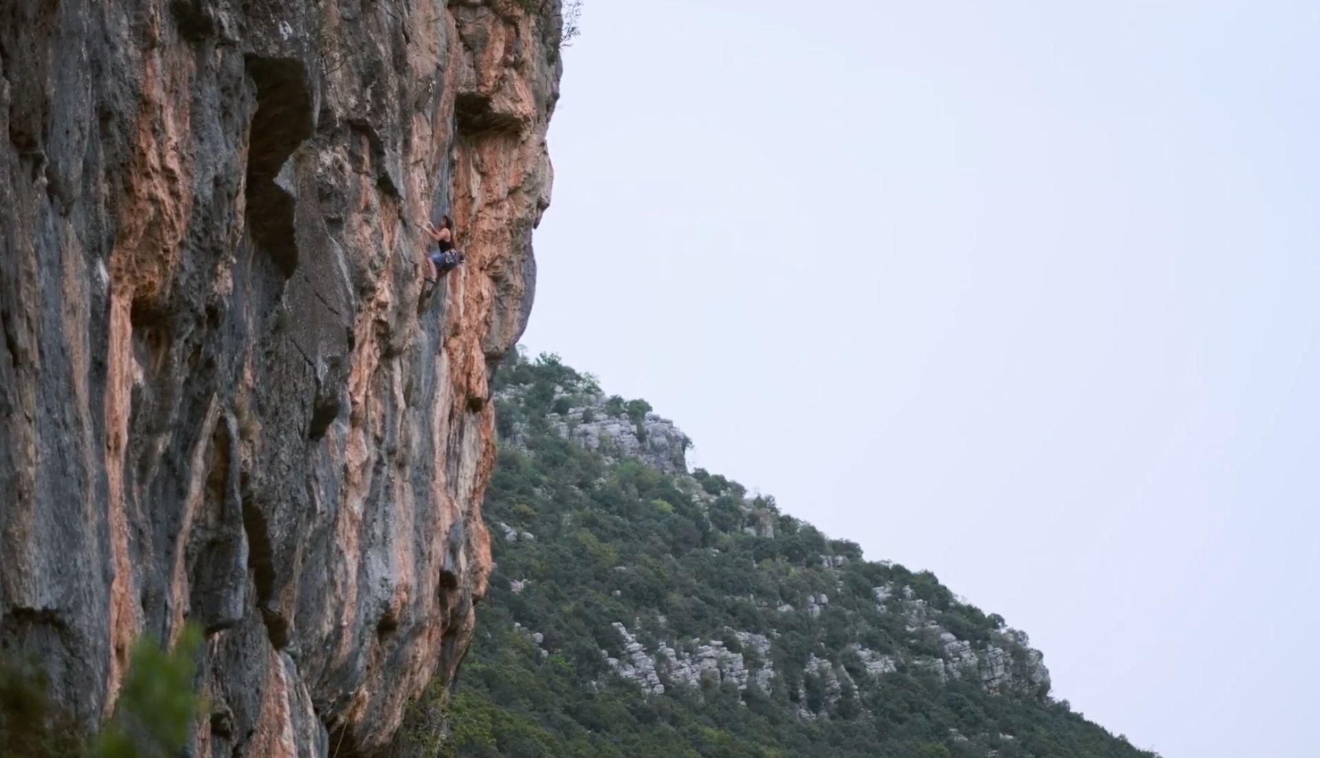Klettern video Montenegro