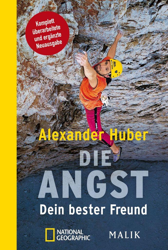 Alex Huber Buch -Die Angst