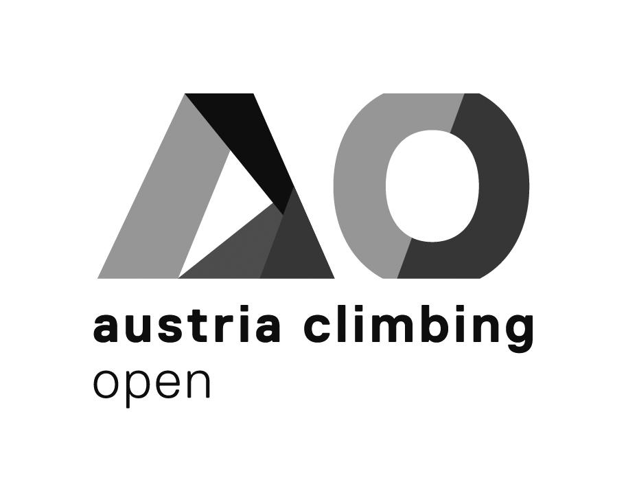 IFSC Austria Climbing Open in Innsbruck Logo