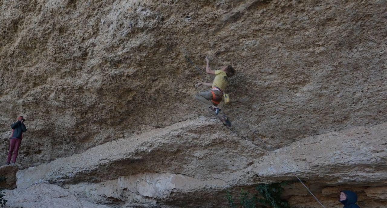Alex Megos Klettern Video