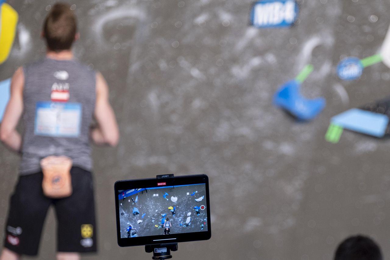 Livestream Austria Climbing Open 2021