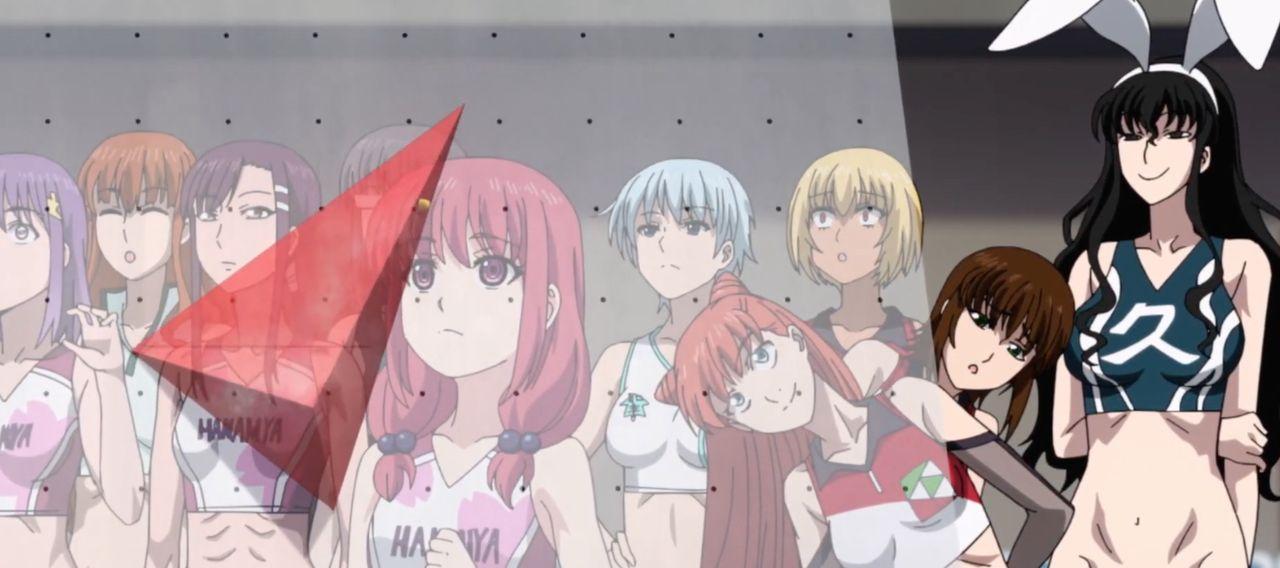 iwakakeru kletter manga video