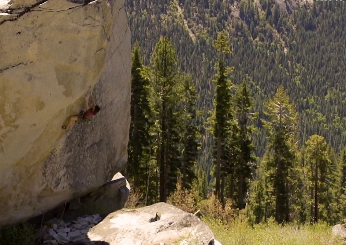 jimmy webb bouldern kletterszene