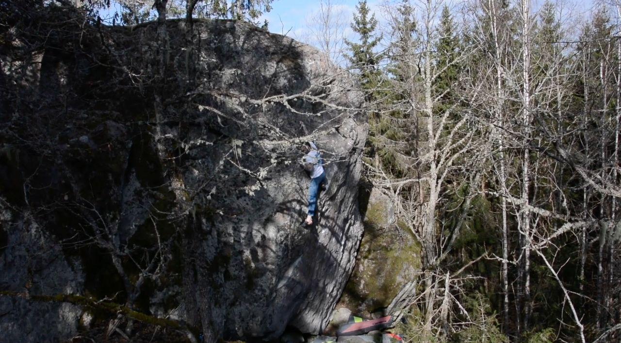 västervik bouldervideo