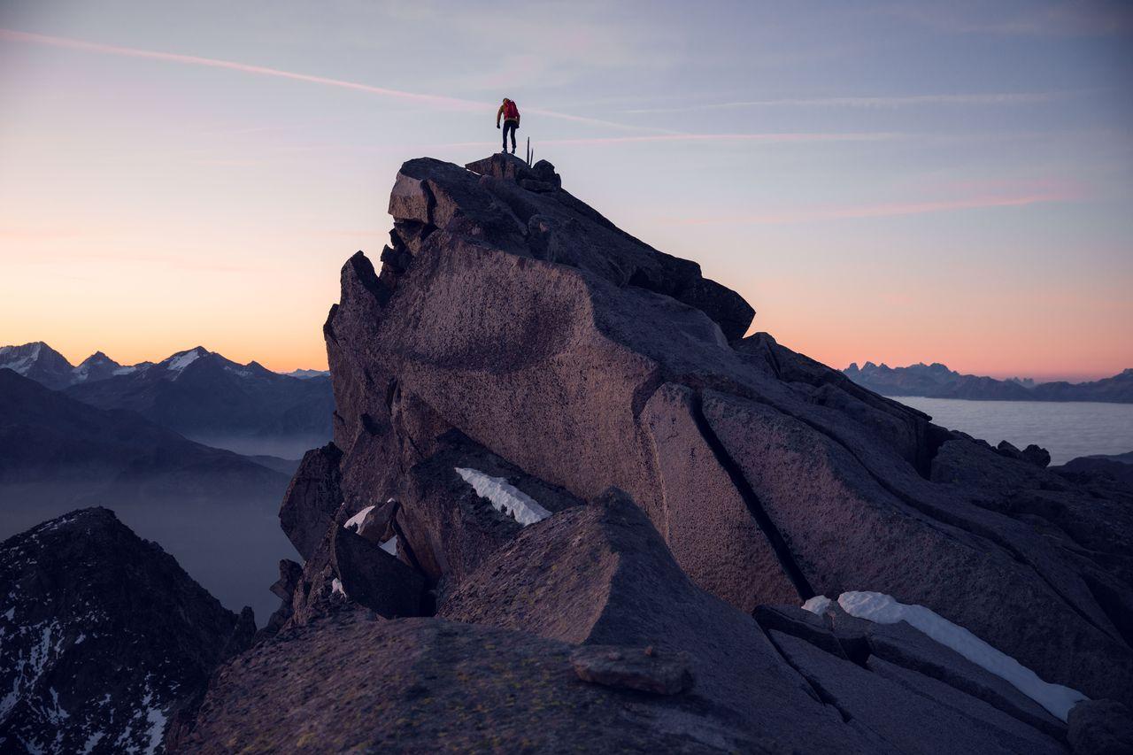 Zillertal bei Bergwelten auf ServusTV