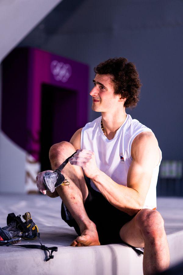 Adam Ondra Sportklettern Olympia