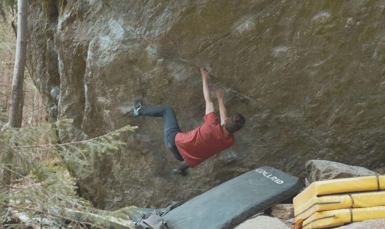 thomas fichtinger Bouldervideo