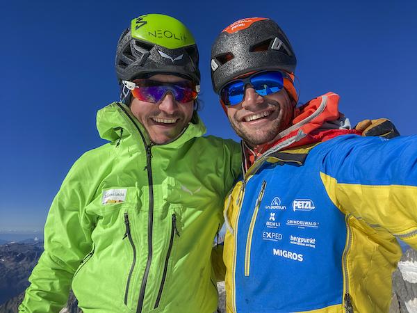 Roger Schäli und Simon Gietl