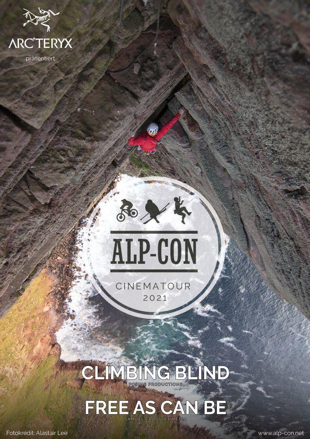 Alpcon Cinema tour logo