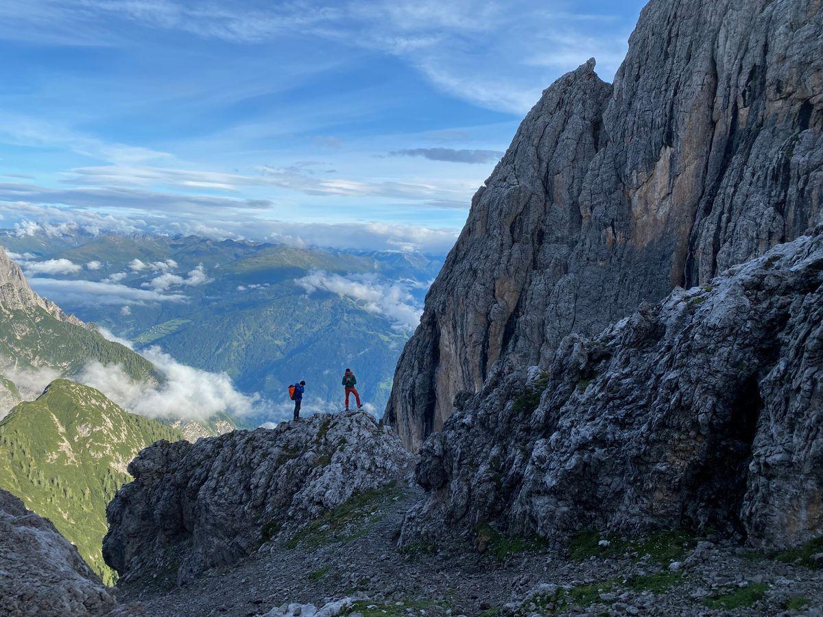Lienzer Dolomiten Bergsteigen