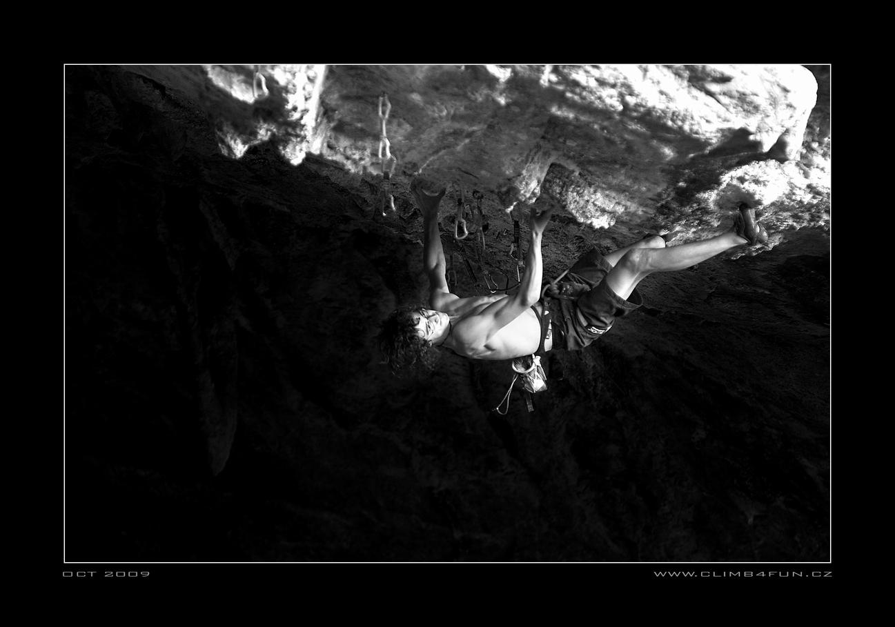 Adam Ondra Marina Superstar <br> Photo: Vojtech Vrzba - climb4fun.cz