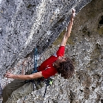 Adam Ondra in Pantera (9a) <br />Photo: Vojtech Vrzba | climb4fun.cz