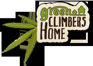Green Climbers Home Logo