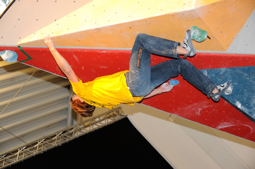 Bayerische Bouldermeisterschaft 2010