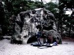 Fontainebleau Elephant
