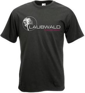 laubwald-logo-tee