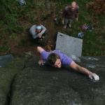 Zittau Bouldern: auf_ner_platte